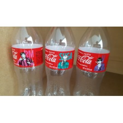 BTS Coca Cola(Empty bottle)